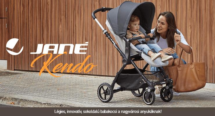 Jané Kendo újszülött babakocsi